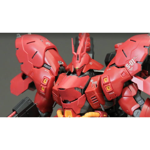 AW9 S04 RG Sazabi Photo etch (Free water slide decal)