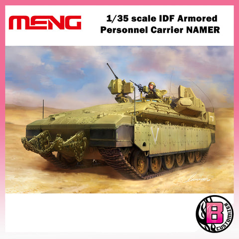 Meng Model 1/35 scale Israeli Heavy Armoured Personnel Carrier NAMER