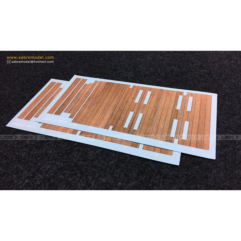 Sabre Model 1/35 Wood Grain decal (35B03)