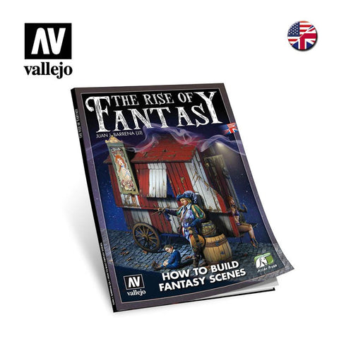 Vallejo: The rise of Fantasy