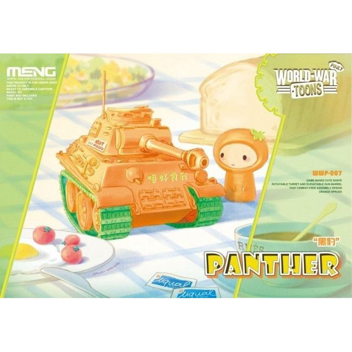 Meng World War Toons WWP-007: Panther