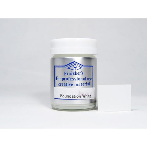Finisher's FI001 Foundation White