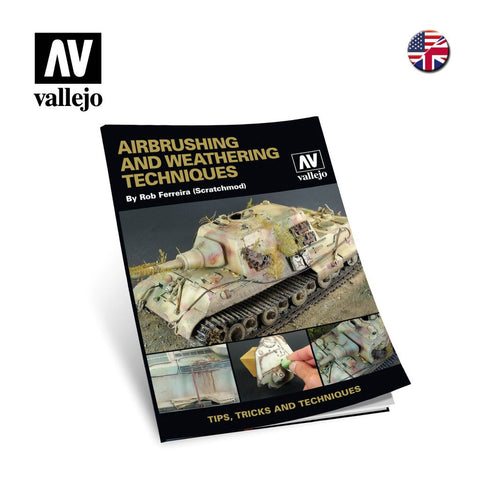 Vallejo: Airbrushing and Weathering Techniques