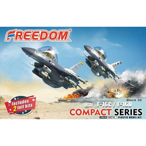 Freedom Compact Series USAF F-16C / F-16D