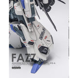 G-Rework MG FAZZ Gundam custom design water decal