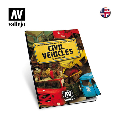 Vallejo: Civil Vehicles