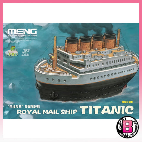 MENG Kids MOE-001 Titanic (Royal Mail Ship)