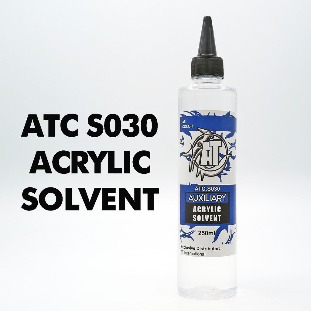 AT Color 030 Acrylic Solvent