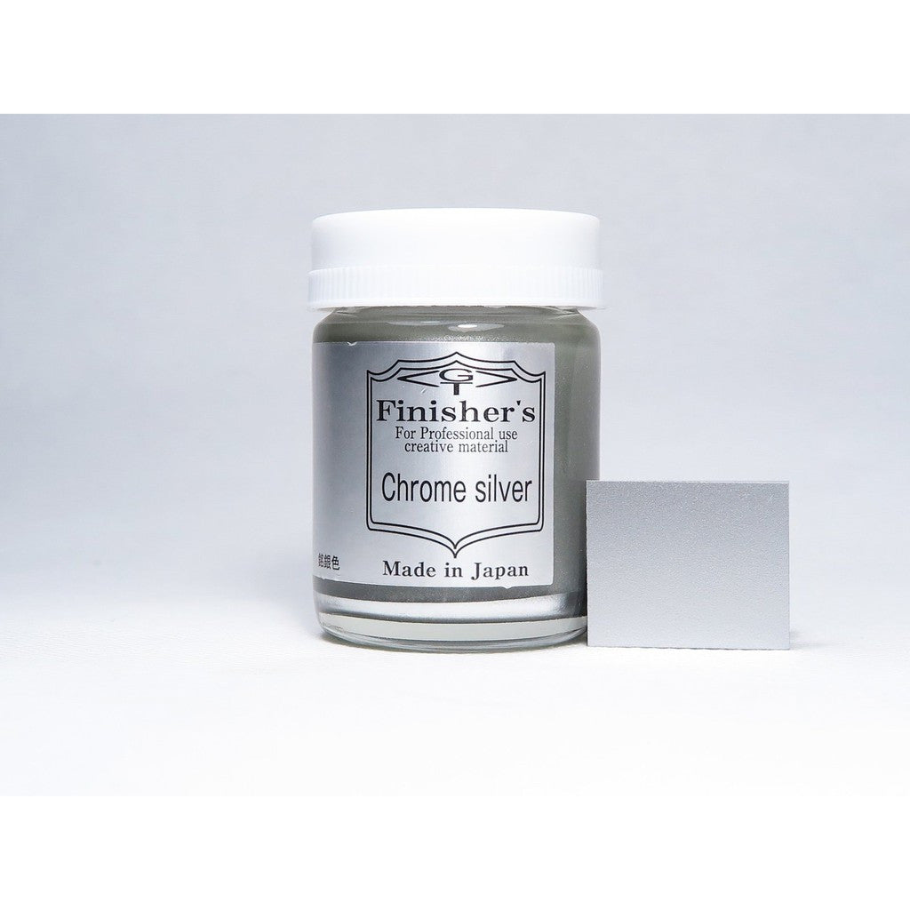 Finisher's FI054 Chrome silver