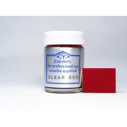 Finisher's FI075 Clear Red