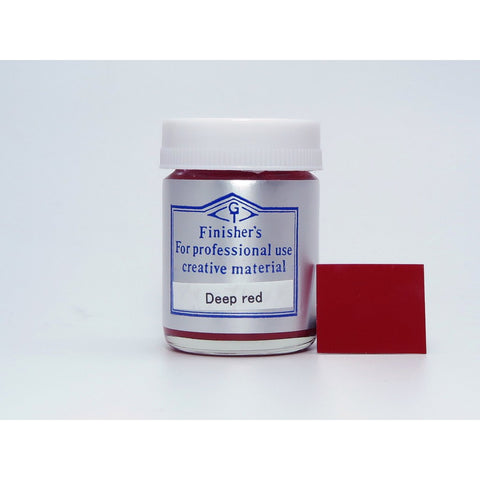 Finisher's FI016 Deep Red