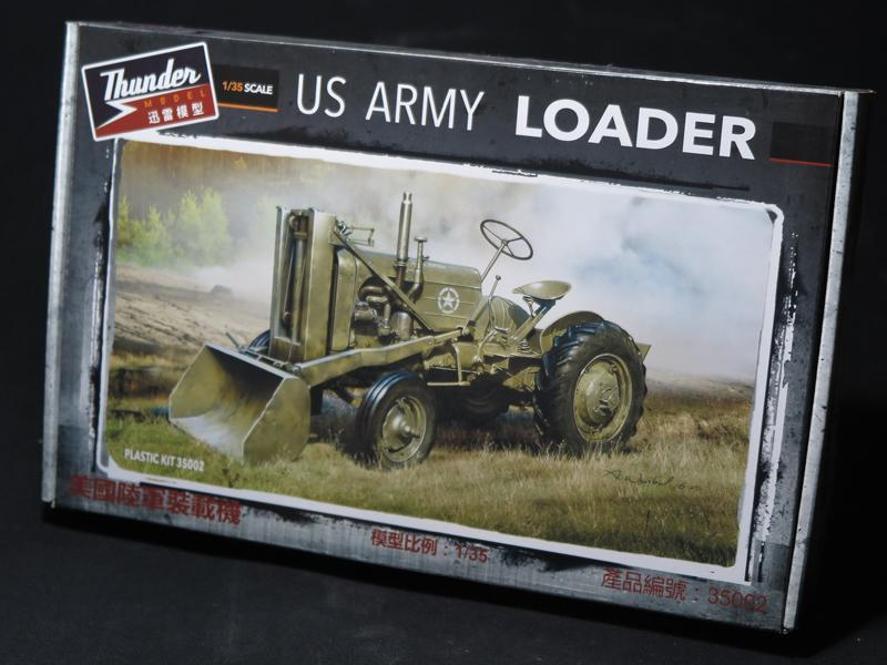 Thunder Model 1/35 US Army Loader (35002)
