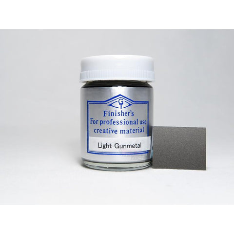 Finisher's FI028 Light Gun Metal