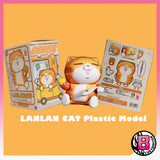 LanLan Cat Plamodel licensed product by Great Sunway