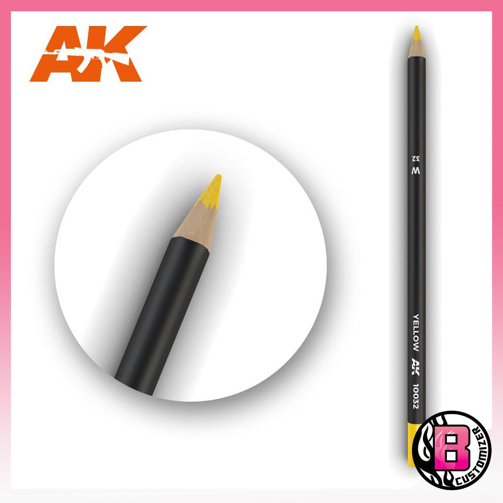 AK10032 Yellow (Weathering Pencils)