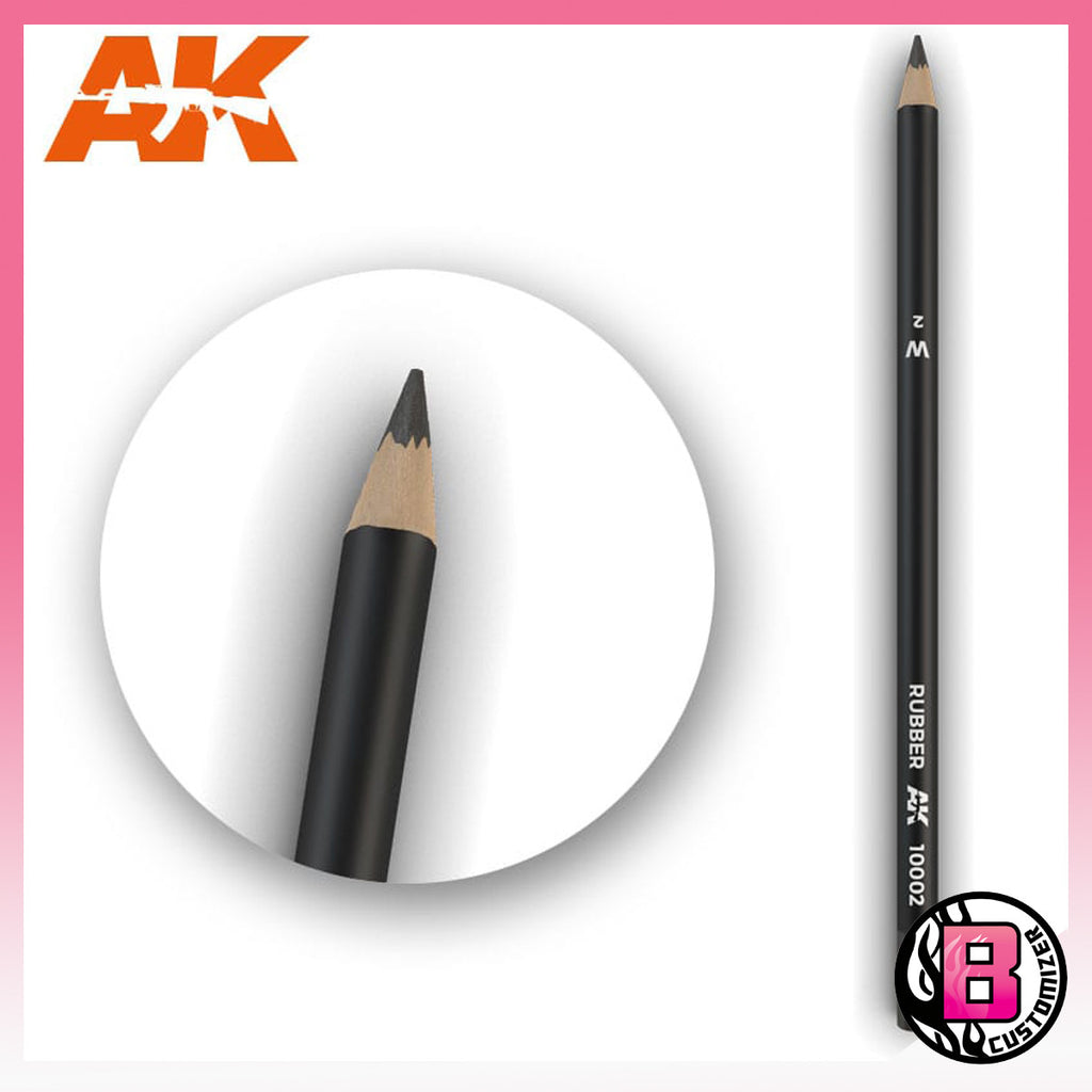 AK10002 Rubber (weathering pencil)