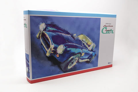 1/25 scale GTM American Sports Car: Shelby Cobra 289