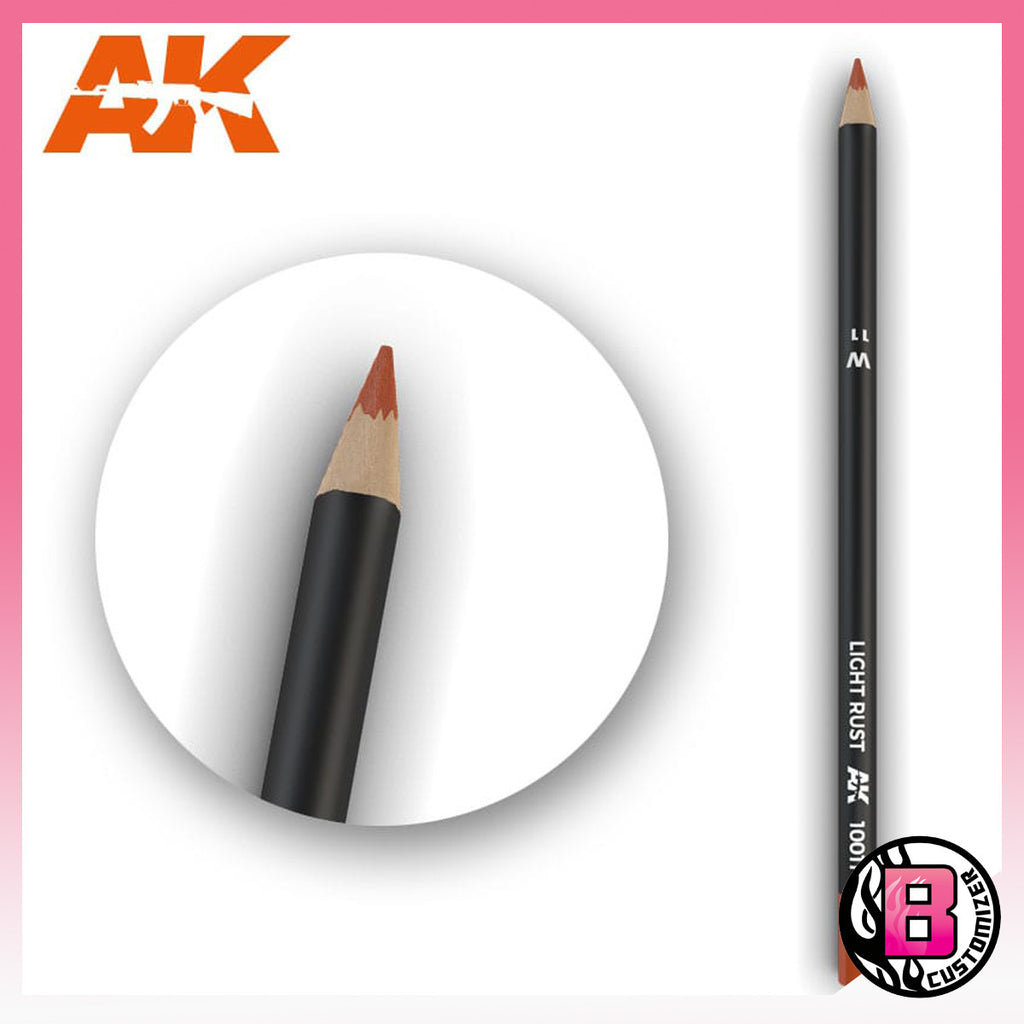 AK10011 Light Rust (weathering pencil)