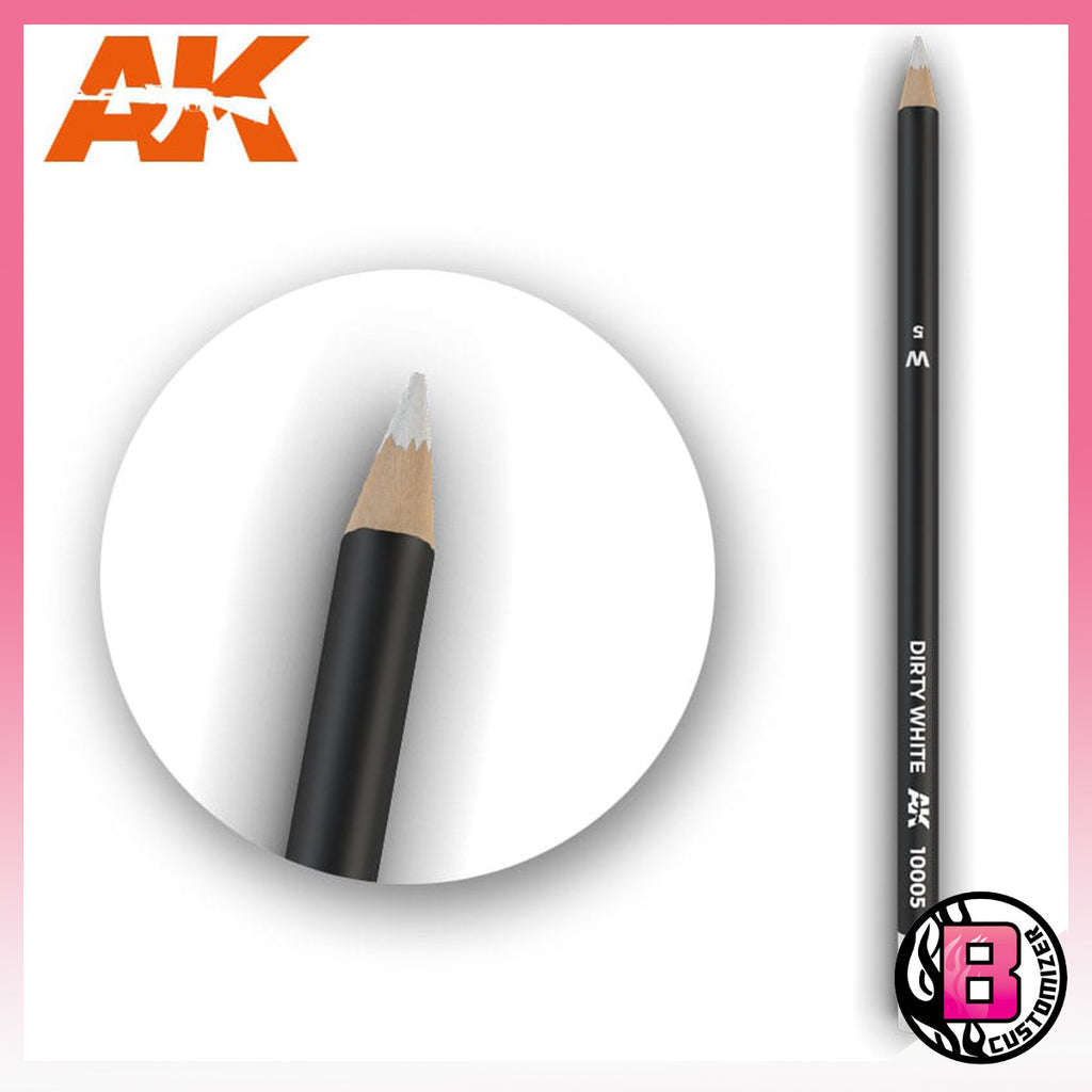 AK10005 Dirty White (weathering pencil)