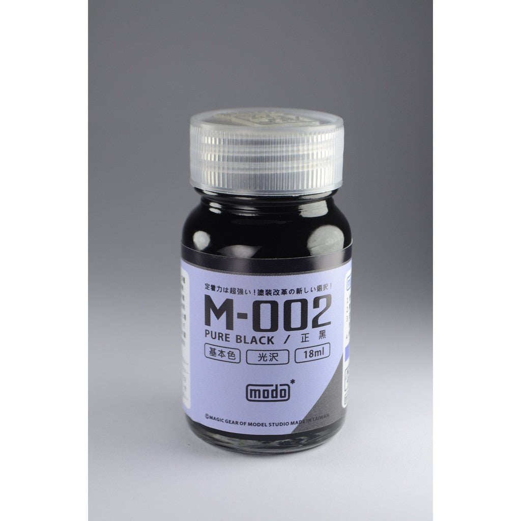Modo M-002 Pure Black
