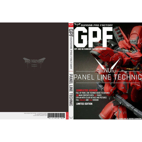 GPF Book 01 Panel Line Technic