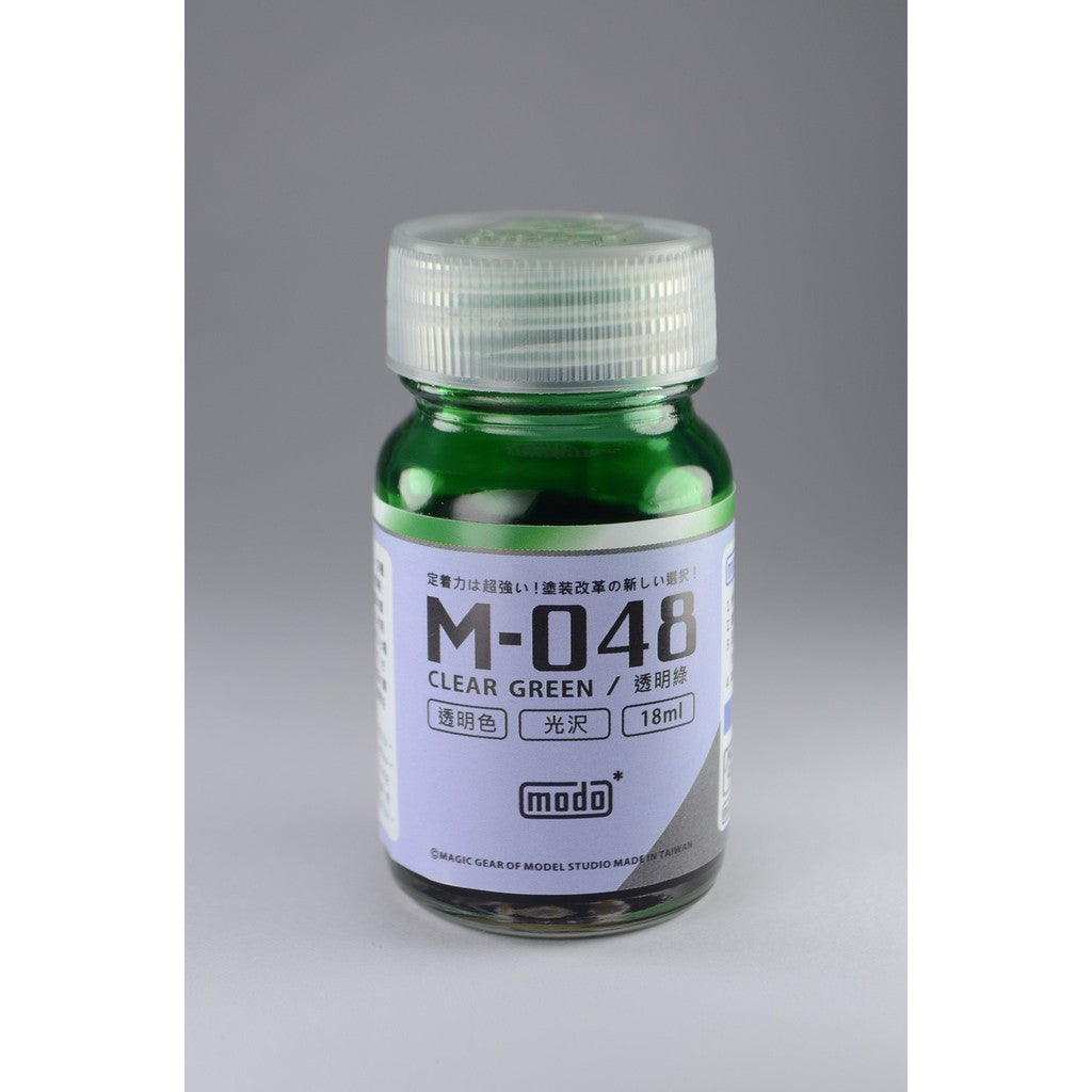 Modo M-048 Clear Green