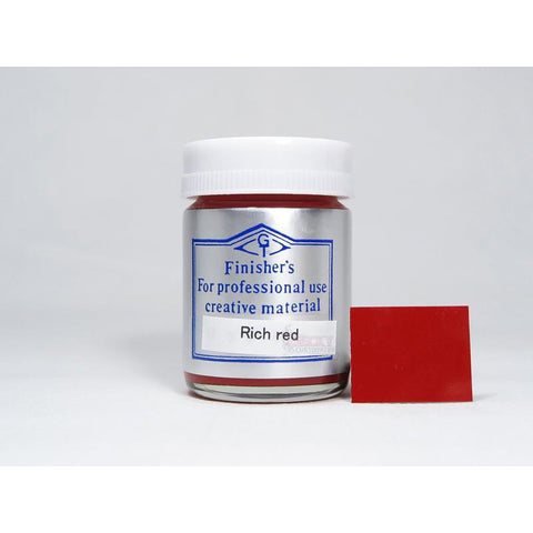 Finisher's FI014 Rich Red