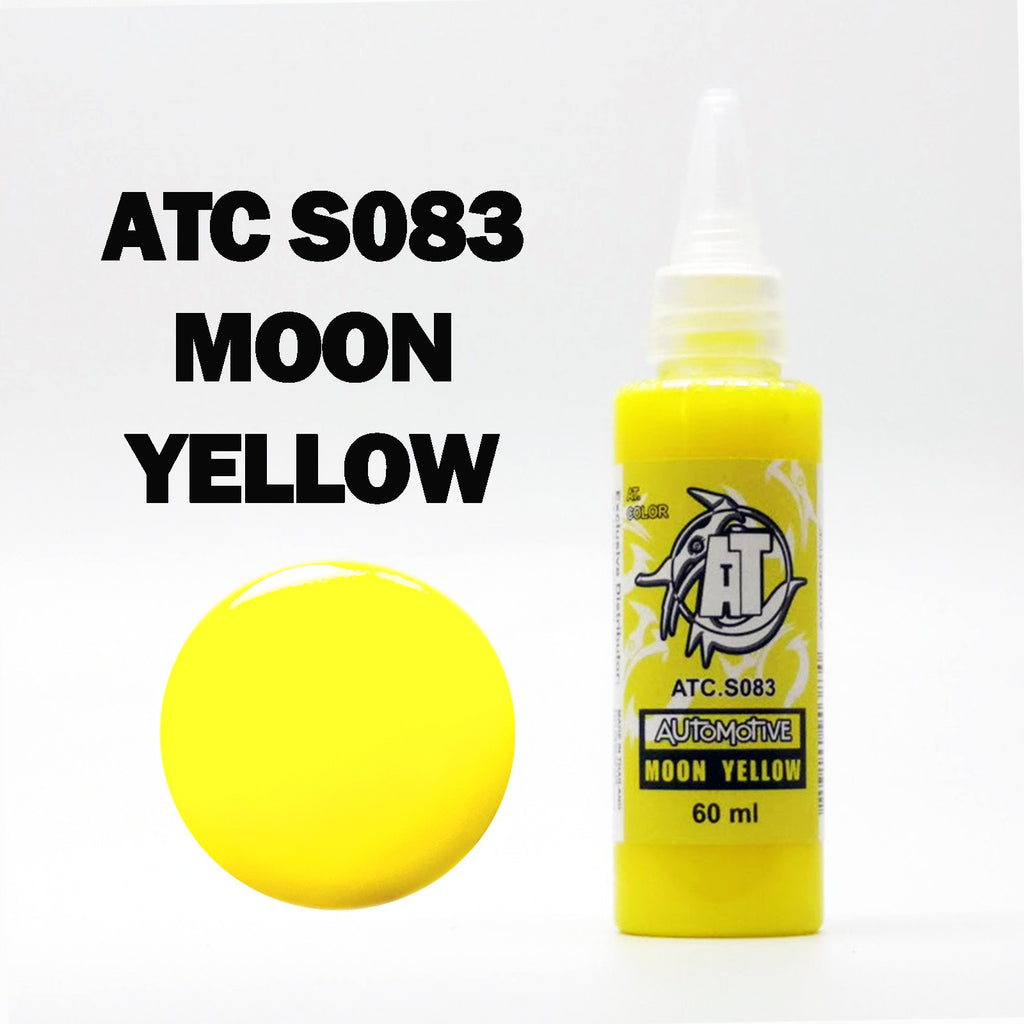 AT Color S083 Moon Yellow