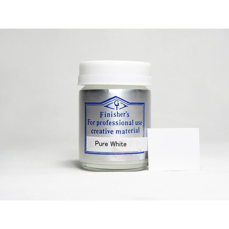 Finisher's FI006 Pure White