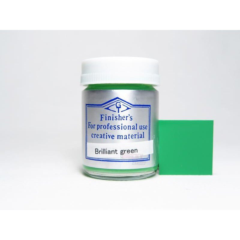 Finisher's FI027 Brilliant Green