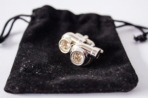 TWIN TURBO - CUFFLINKS