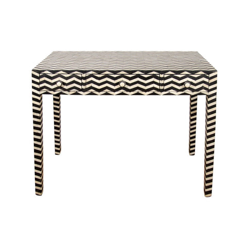 Bone Inlay Console Table - Prime Inlay Furnitures