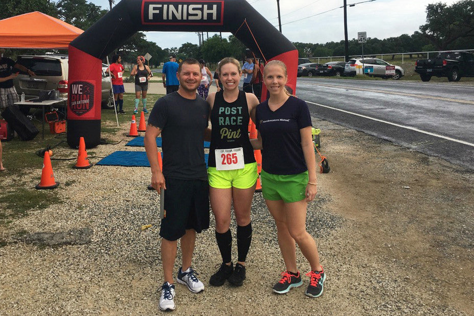 Ashley Tries: Dash and Drink 5k