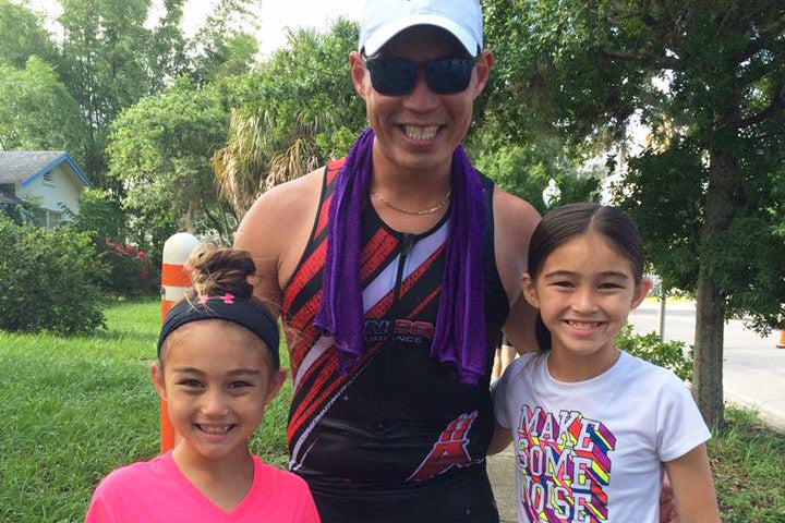 More Than Just a Race: The Family That Tris Together