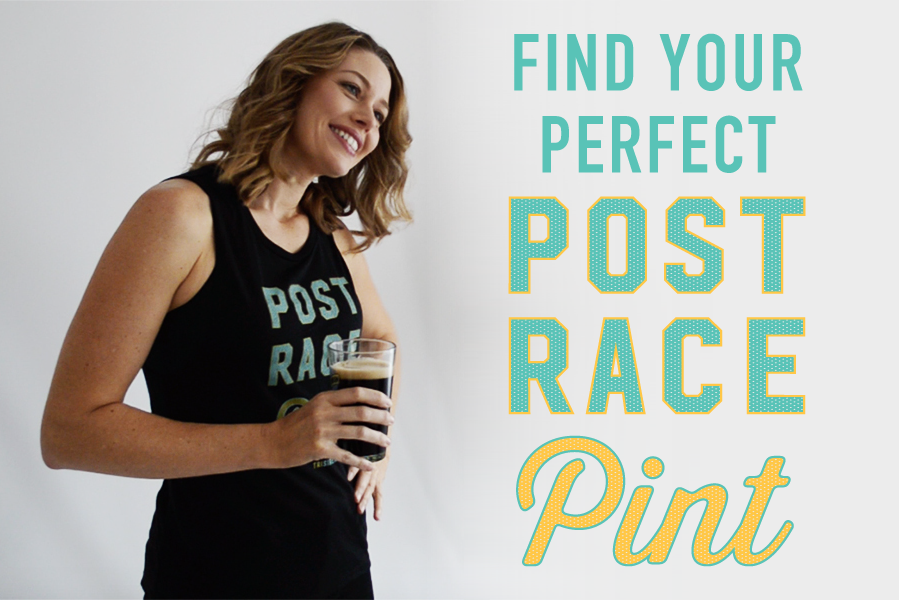 Lucky You! The Ultimate List of Post Race Pints