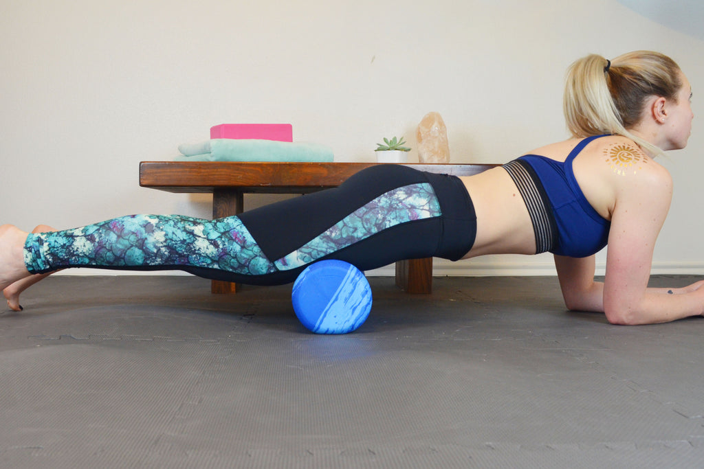 Benefits of Foam Rolling for Warm Up and Recovery