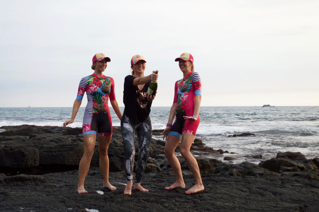 Sirens at the Ironman World Championship
