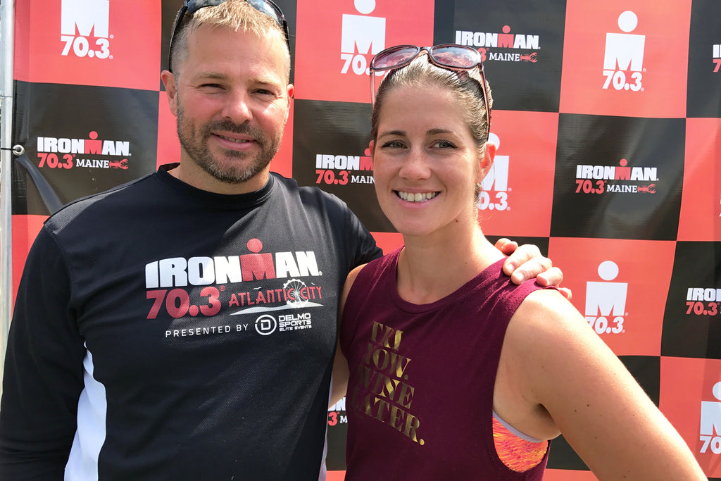 Ironman Maine 70.3 Race Recap: Go Big or Go Home