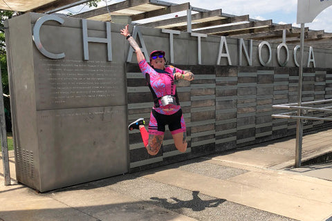 Chattanooga Tennessee Race 70.3 Recap