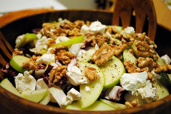 goat cheese herb walnut salad recipe that tastes good womens outdoor athletic performance wear sun protective long sleeves upf50 full coverage triathlon kits swim bike run
