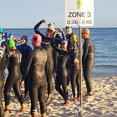 swim_start_HIM_australia_triathlon_smile_woman
