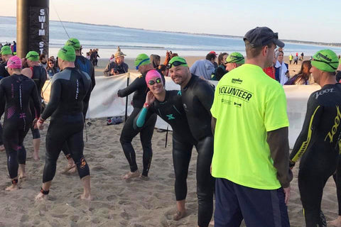 swim-race-maine-start-half-ironman-girl
