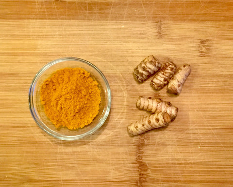 turmeric spice health benefits athletic performance improve