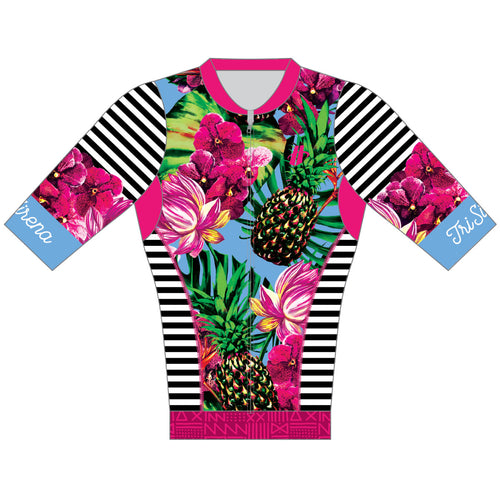 Women's 2017 Kona Aero Triathlon Top