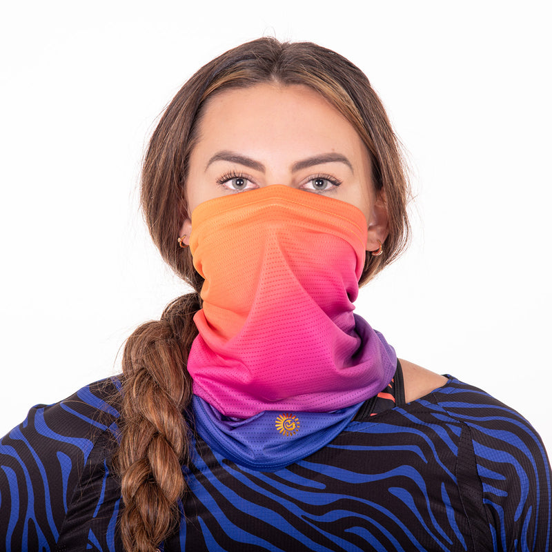 Sunset Safari UPF 35+ Neck Gaiter