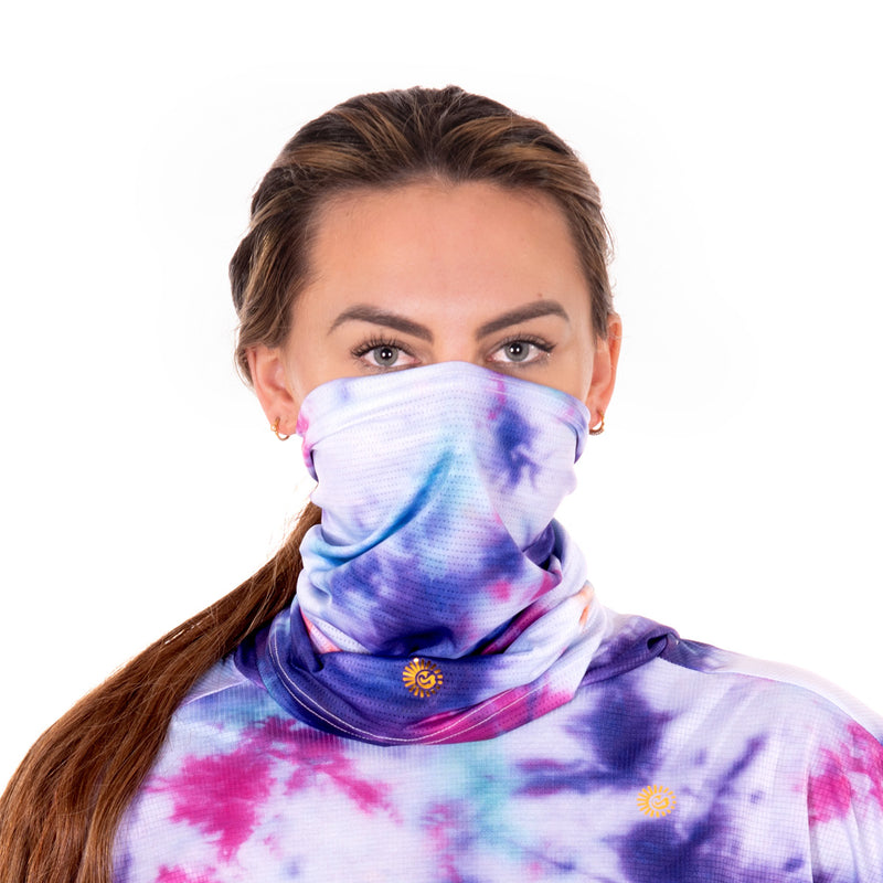Grape Crush UPF 35+ Neck Gaiter