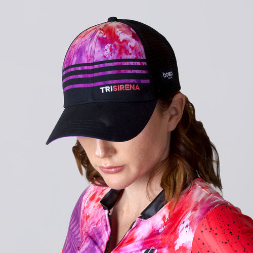 Purple Reign Technical Trucker