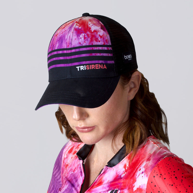 Purple Reign Active Trucker