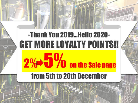 Sale! Thank you 2019...Hello 2020!!