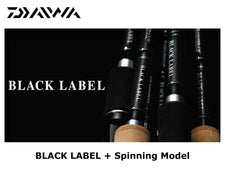 Daiwa Black Label + Spinning Model
